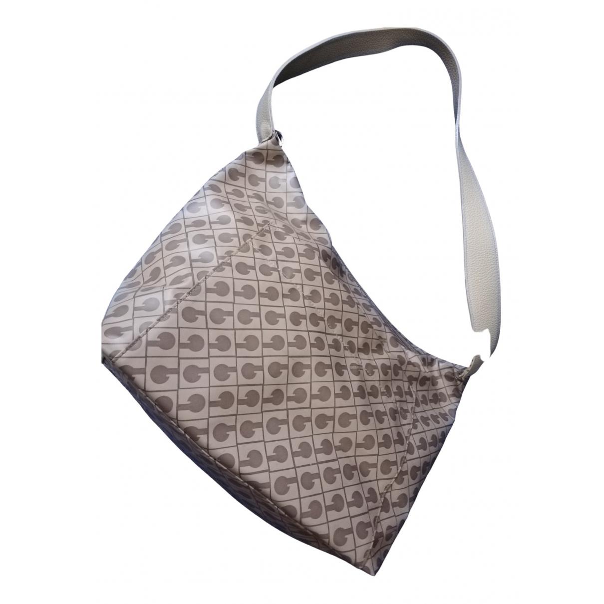 Gherardini \N Handtasche in  Beige Polyester