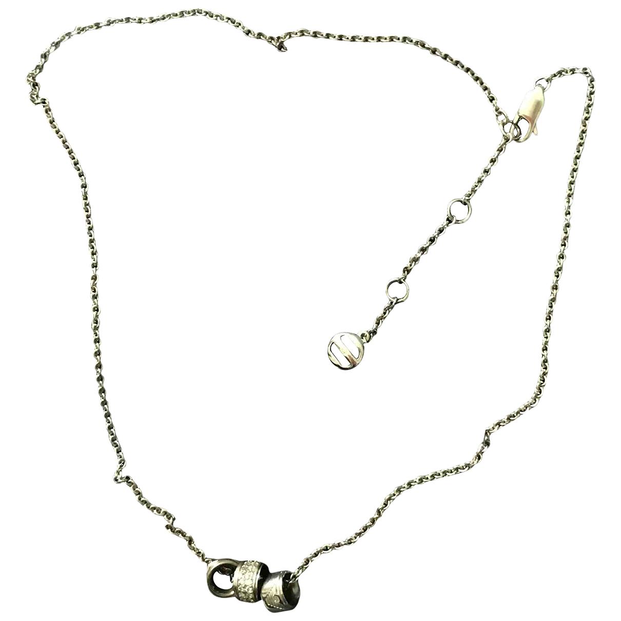Emporio Armani \N Kette in Silber