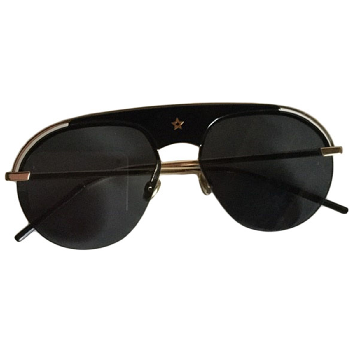 Dior Dio(r)evolution Brown Metal Sunglasses for Women \N