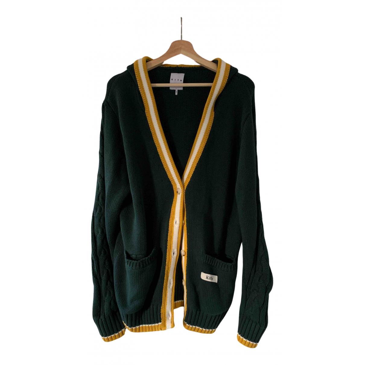 Kith \N Green Cotton Knitwear for Women S International