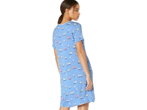 Women's Jersey Knit Ss Nightshirt