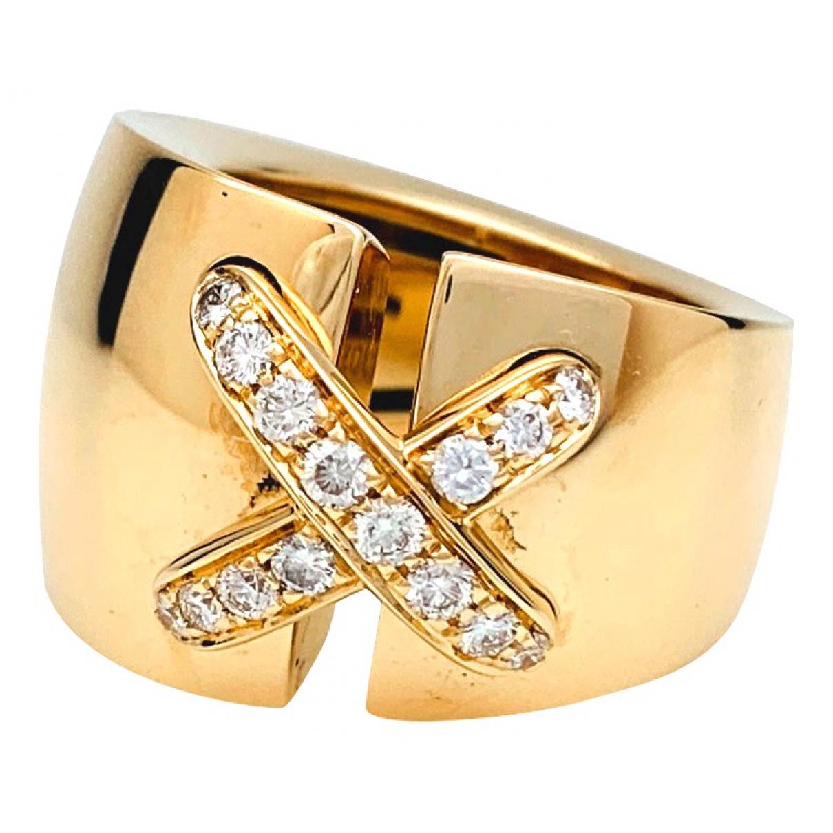 Chaumet - Bague Liens pour femme en or jaune - dore