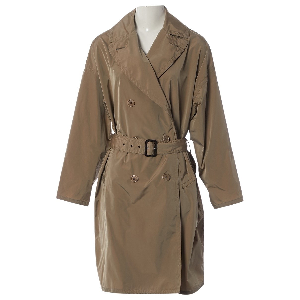 Aspesi \N Trench in  Beige Polyester