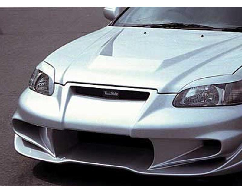 VeilSide 1996-1998 Honda Civic All Models EK4 EC-I Model FRP Hood