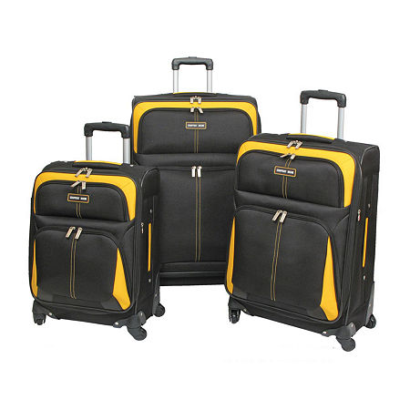 Geoffrey Beene Golden Gate 3-PC Set, One Size , Black