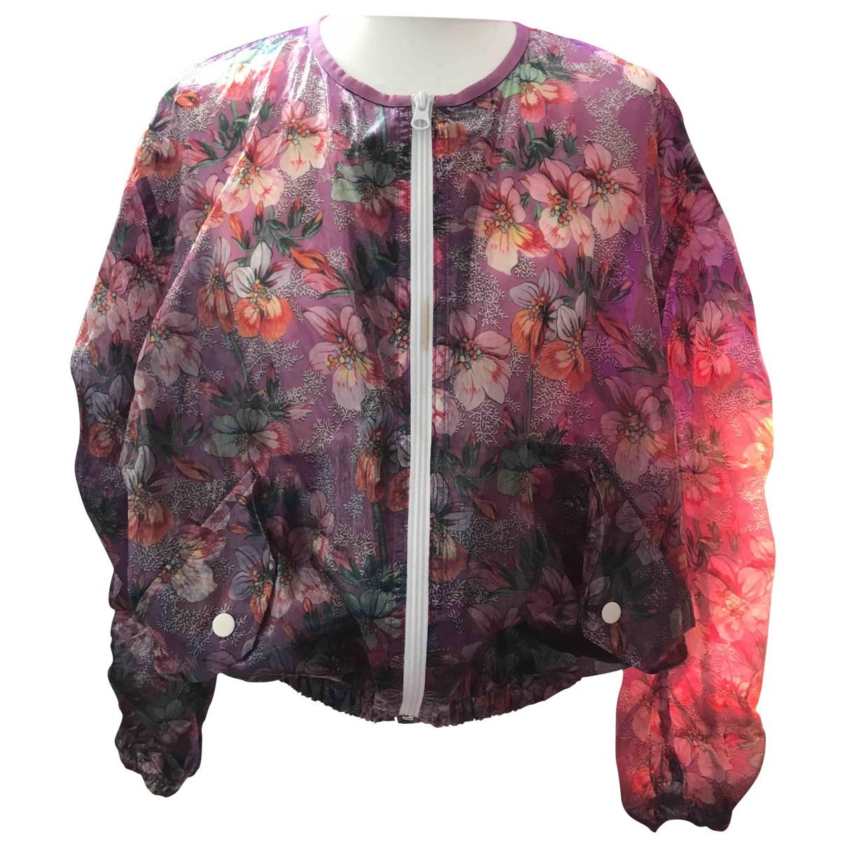 Isabel Marant N Purple jacket for Women 38 FR