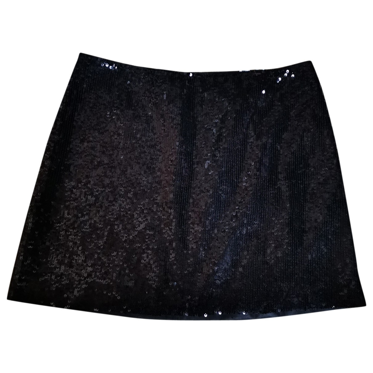 Zadig & Voltaire \N Black Glitter skirt for Women 1 0-5