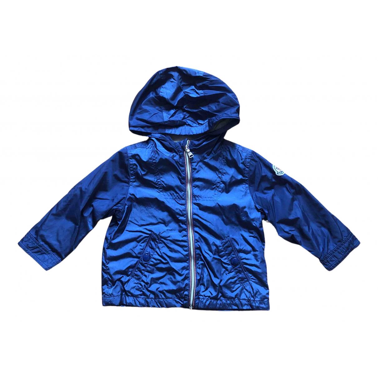 Moncler - Blousons.Manteaux   pour enfant - violet