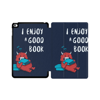 Apple iPad mini 4 Tablet Smart Case - Good Book von Little Clyde
