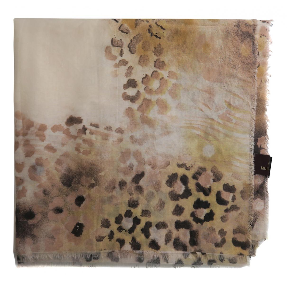 Pañuelo de Seda Mulberry