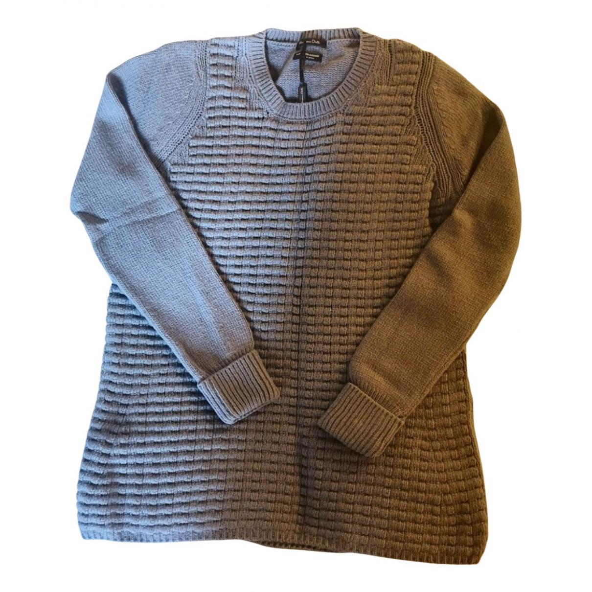 Massimo Dutti N Grey Wool Knitwear for Women S International