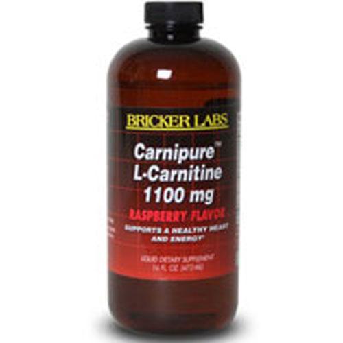 Carnipure L-Carnitine 16 OZ by Bricker Labs