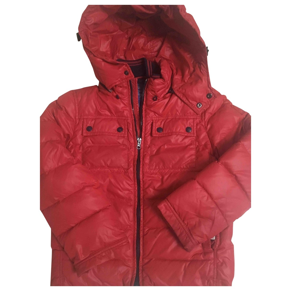 Fay \N Red jacket & coat for Kids 8 years - up to 128cm FR