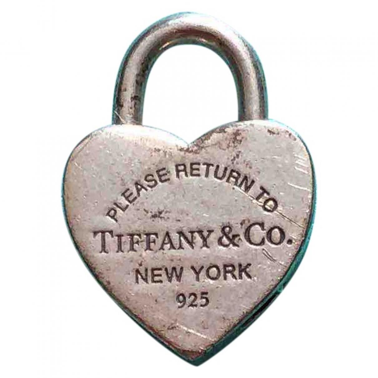 Colgante Return to Tiffany de Plata Tiffany & Co