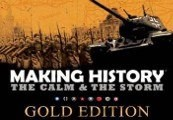 Making History: The Calm & the Storm Gold Edition Steam CD Key