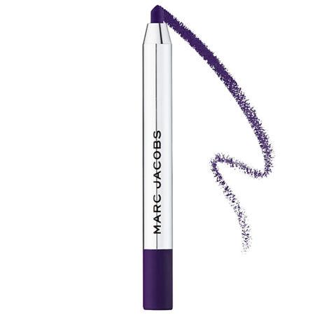 Marc Jacobs Beauty Mini Highliner Gel Eye Crayon Eyeliner, One Size , Purple