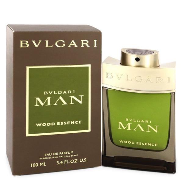 Bvlgari Man Wood Essence - Bvlgari Eau de parfum 100 ML
