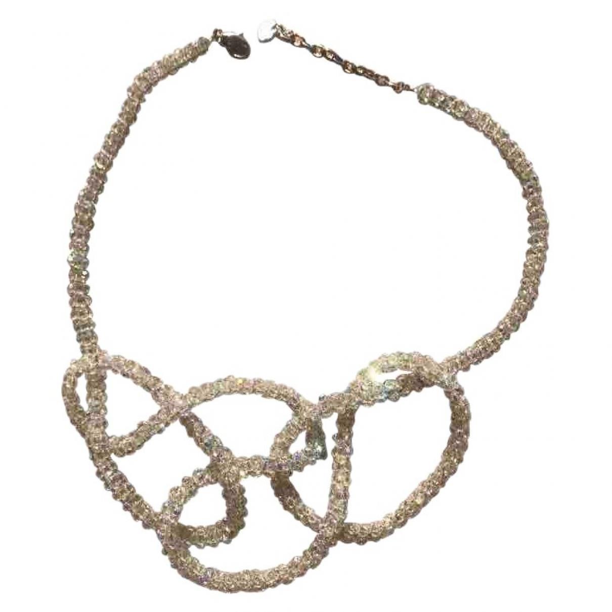 Swarovski - Collier   pour femme en cristal