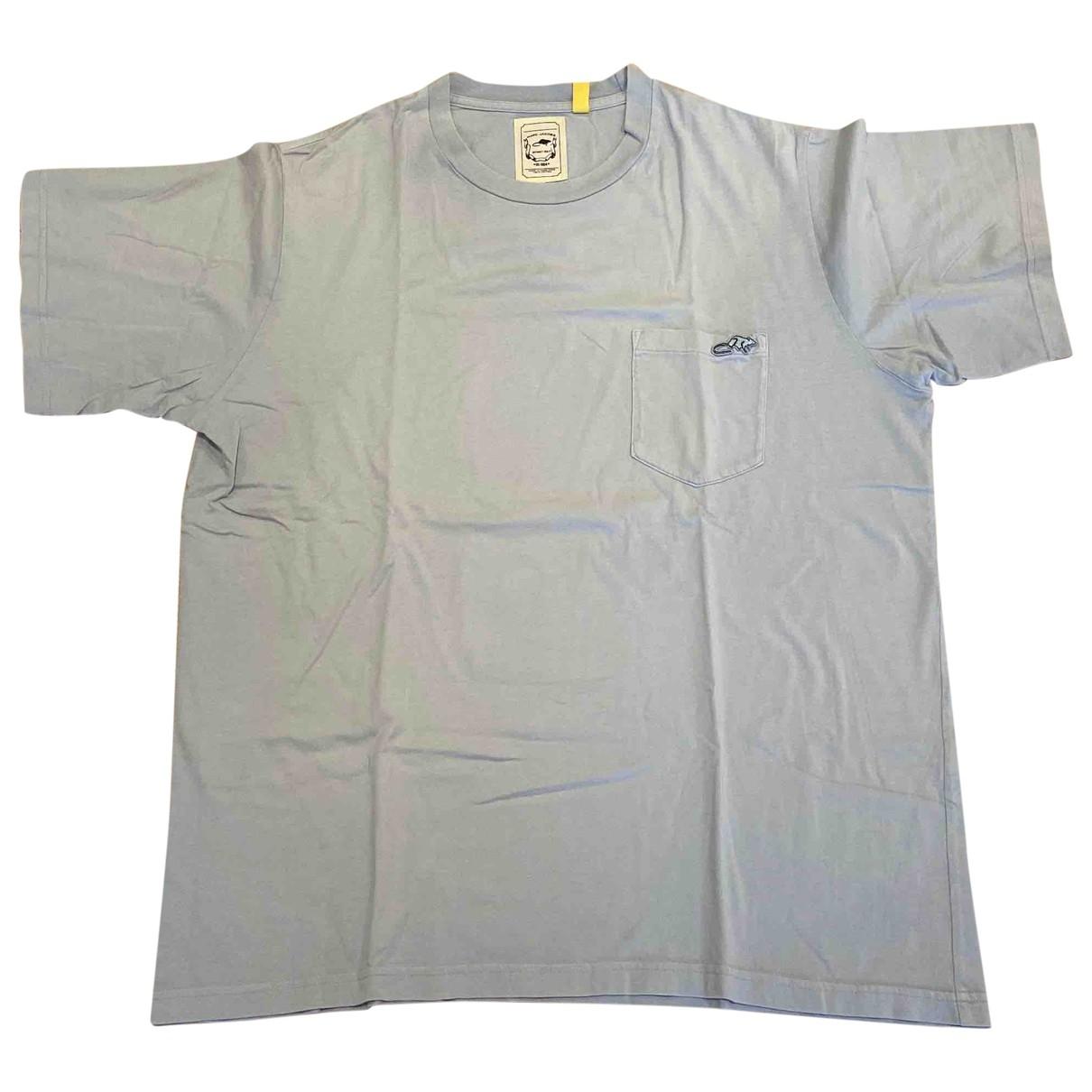 Marc Jacobs - Tee shirts   pour homme en coton - bleu