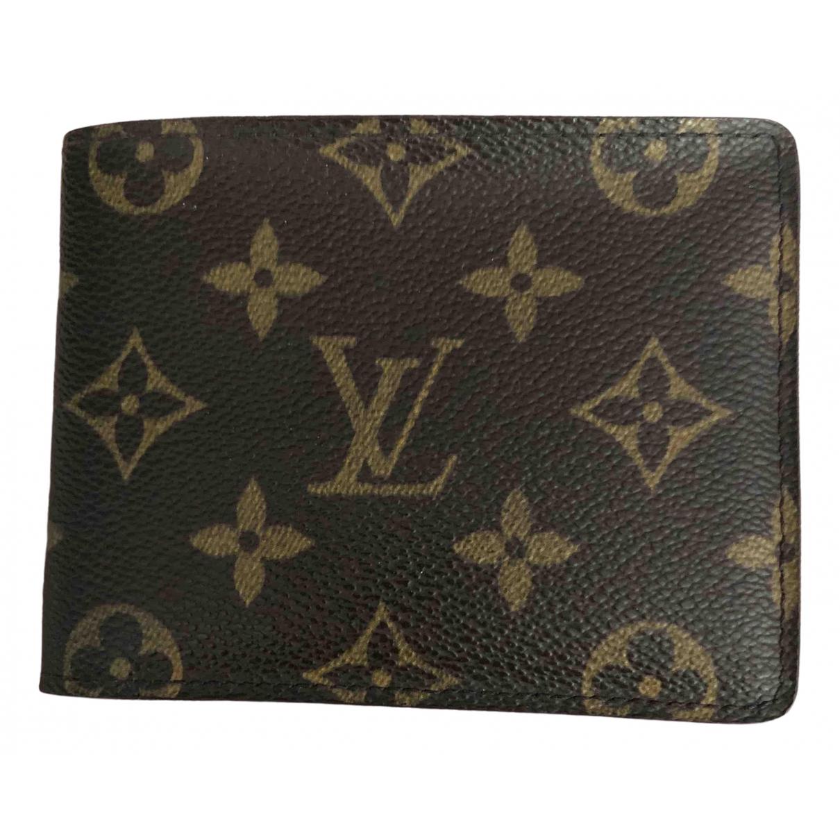 Marroquineria Multiple de Lona Louis Vuitton