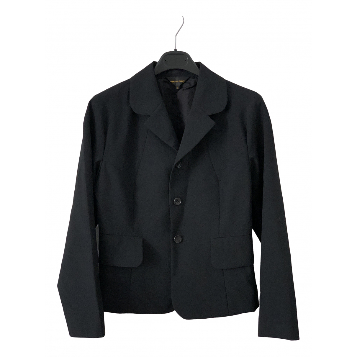 Comme Des Garcons \N Black Wool jacket for Women S International