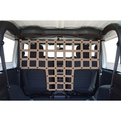 DirtyDog 4x4 Pet Divider - Front (Sand) - JL2PD19SD
