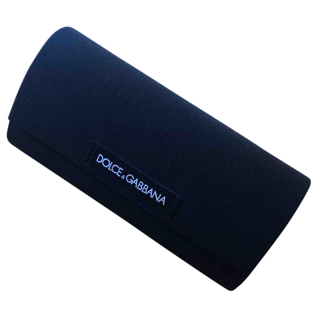Dolce & Gabbana - Petite maroquinerie   pour femme en autre - noir