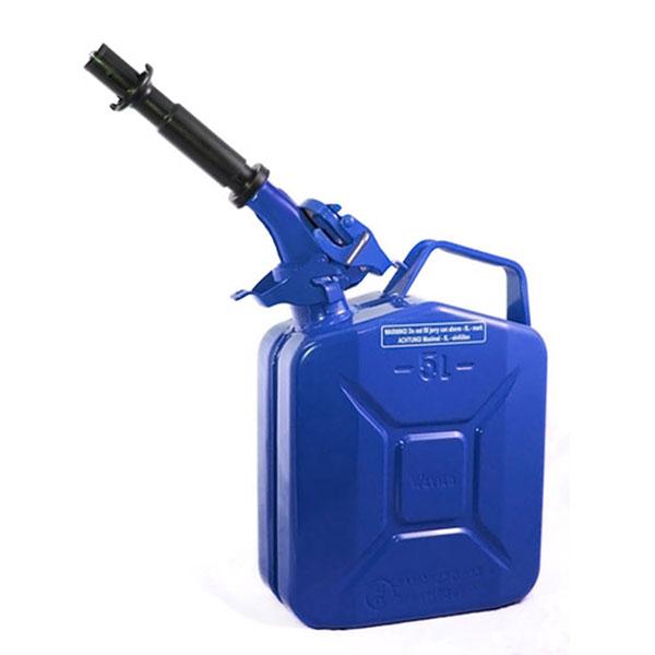 Gas Can 5 liter Blue