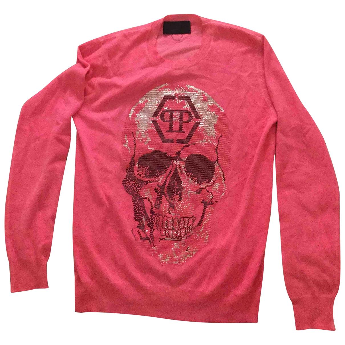 Philipp Plein \N Pink Cashmere Knitwear for Women L International