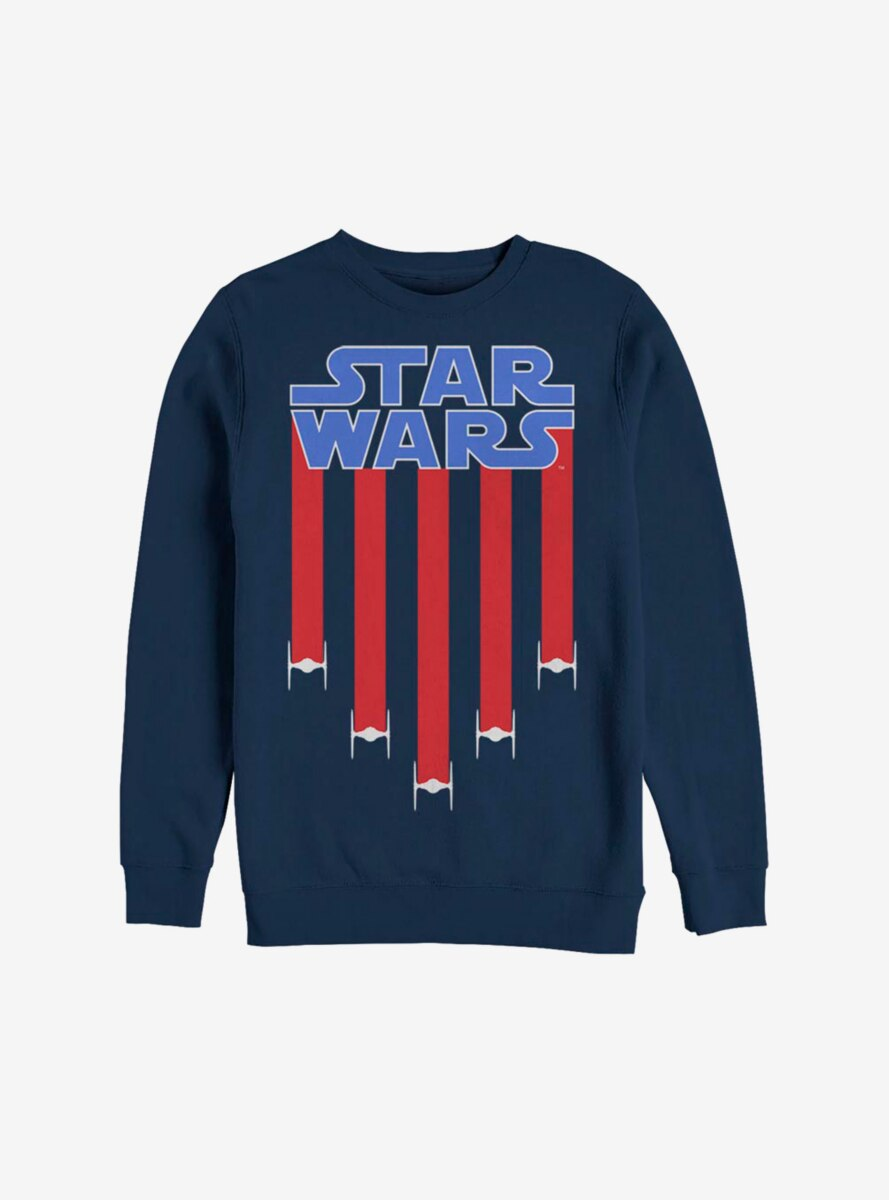 Star Wars Star Banner Sweatshirt