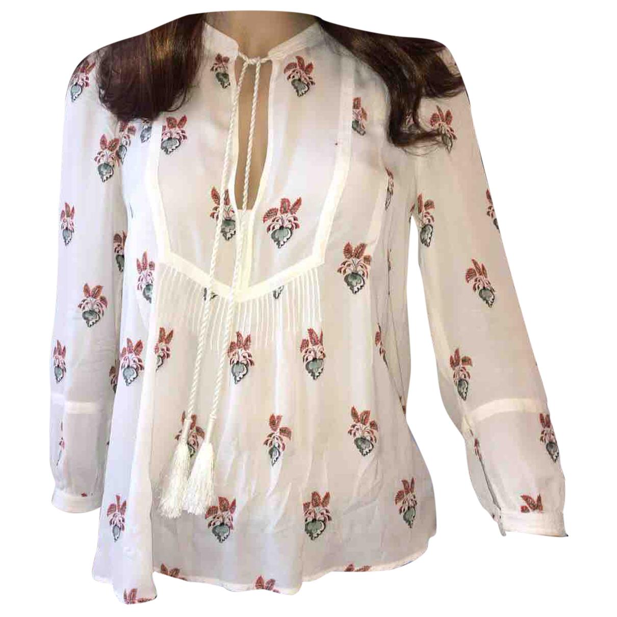 A.l.c N Multicolour Silk  top for Women 6 US