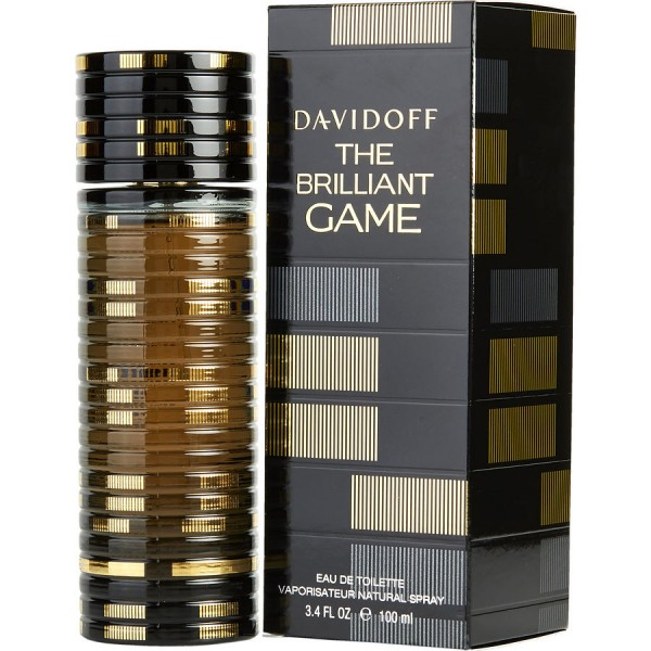 The Brilliant Game - Davidoff Eau de toilette en espray 100 ML