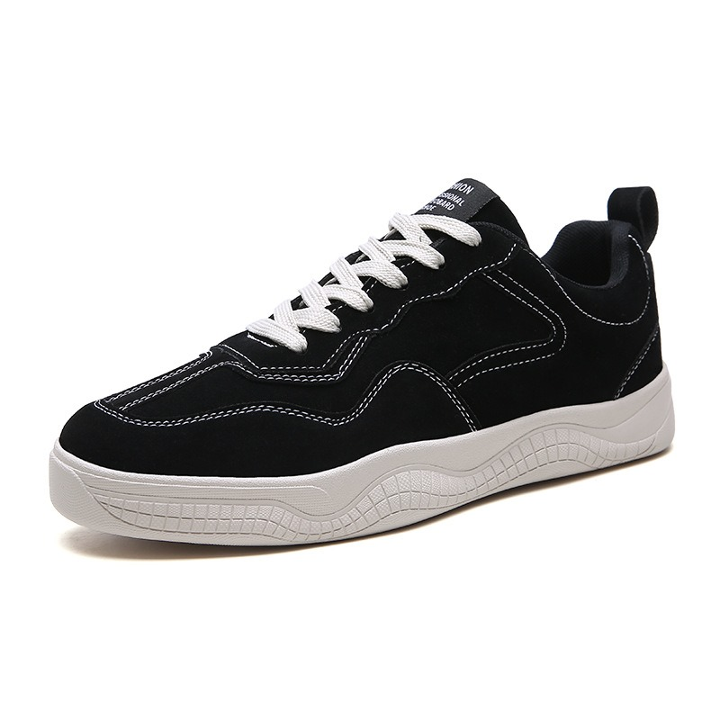 Ericdress Lace-Up Low-Cut Upper Sports Men's Sneakers