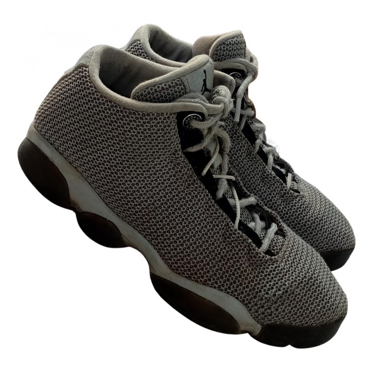 Jordan - Baskets   pour femme - gris