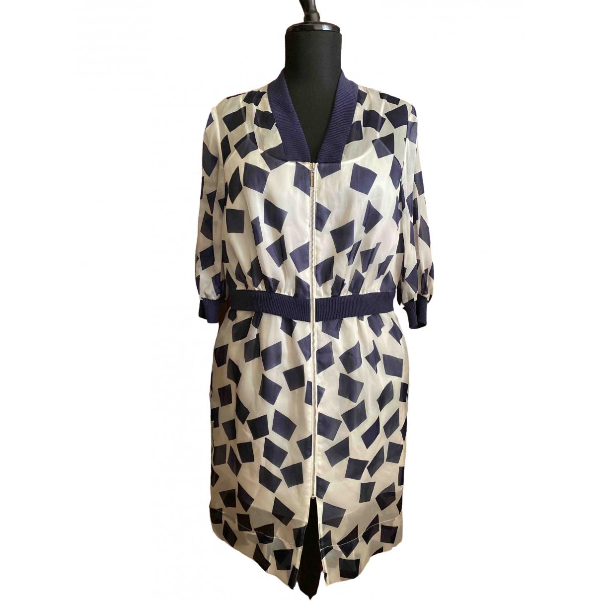 Maryling - Robe   pour femme en soie