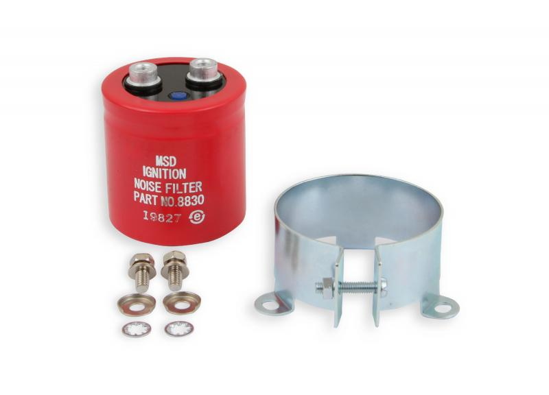 MSD Noise Capacitor, 26 Kufd