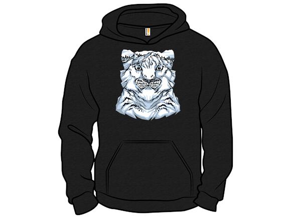 Snowy Leopard T Shirt