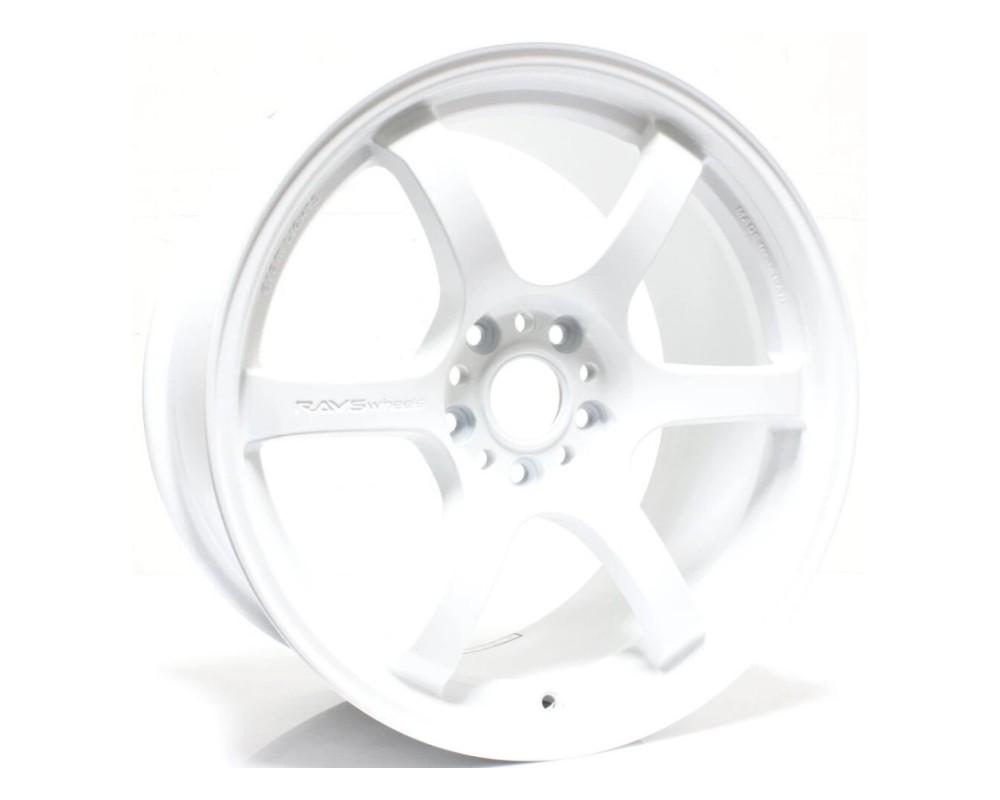 GramLights WGIX38ECPP 57DR Wheel 18x9.5 5x114.3 12mm Ceramic Pearl