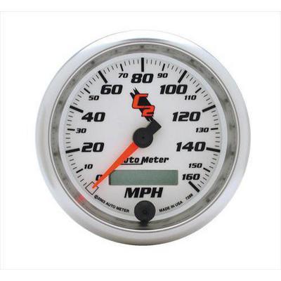 Auto Meter C2 Programmable Speedometer - 7288