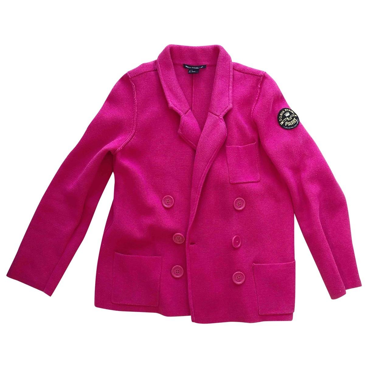 Sonia Rykiel Pour H&m \N Pink Cotton jacket for Women M International