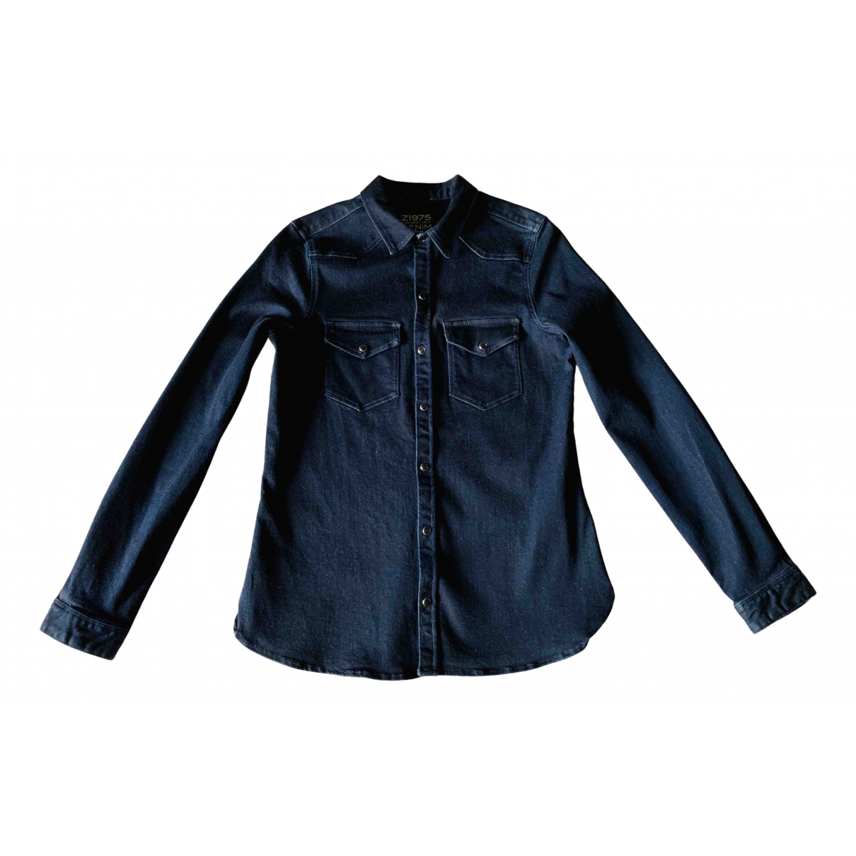 Zara \N Blue Cotton jacket for Women M International