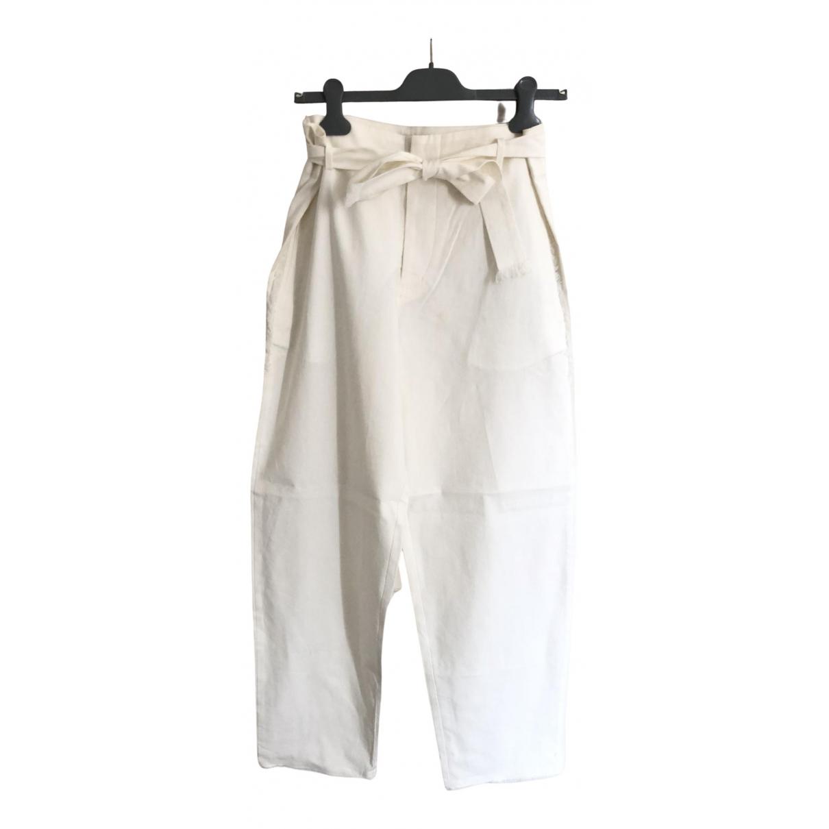 Pantalon zanahoria Isabel Marant