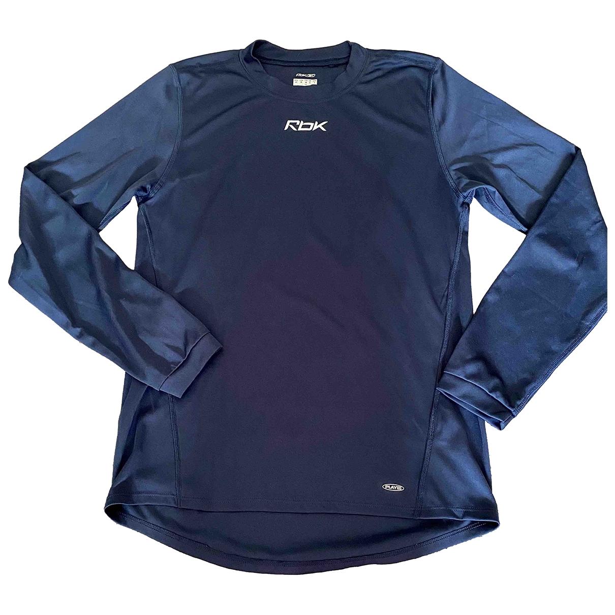 Reebok \N Blue Shirts for Men S International