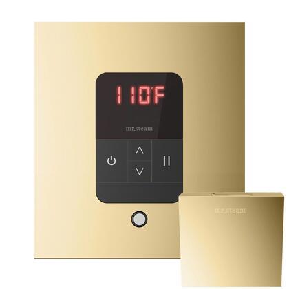 MSITEMPOSQ-PB iTempo Square Steam Shower Control in Polished