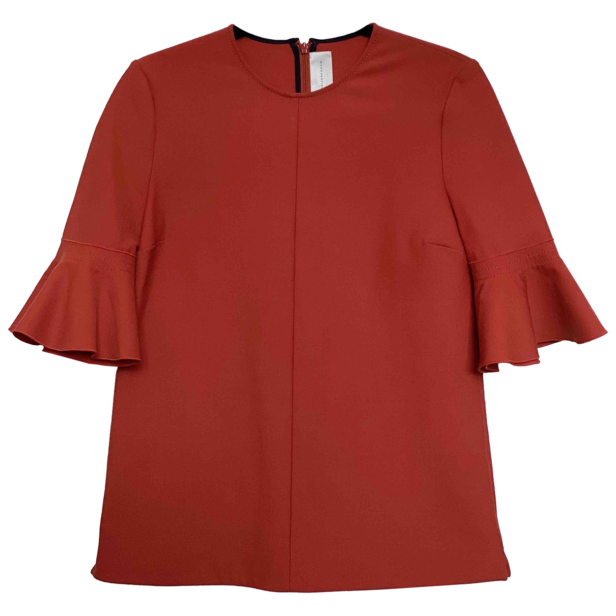 Victoria, Victoria Beckham - Top   pour femme en laine - rouge