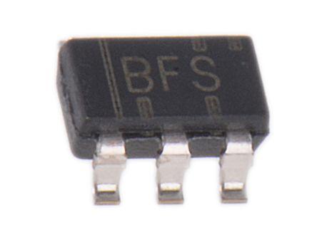 Texas Instruments THS4221DBVT , Op Amp, RRO, 120MHz, 3 → 12 V, 5-Pin SOT-23