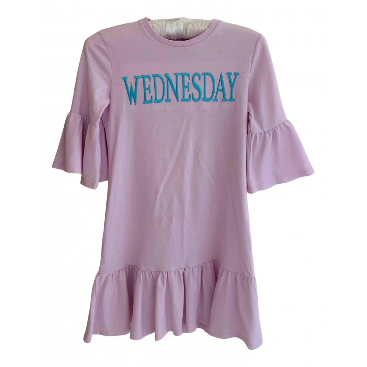 Alberta Ferretti - Robe    pour enfant en coton - rose