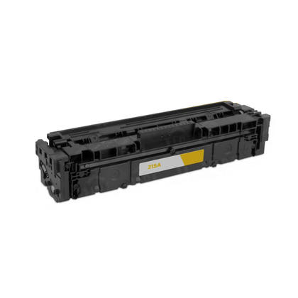 Compatible HP 215A W2312A Yellow Toner Cartridge - No Chip - Moustache®
