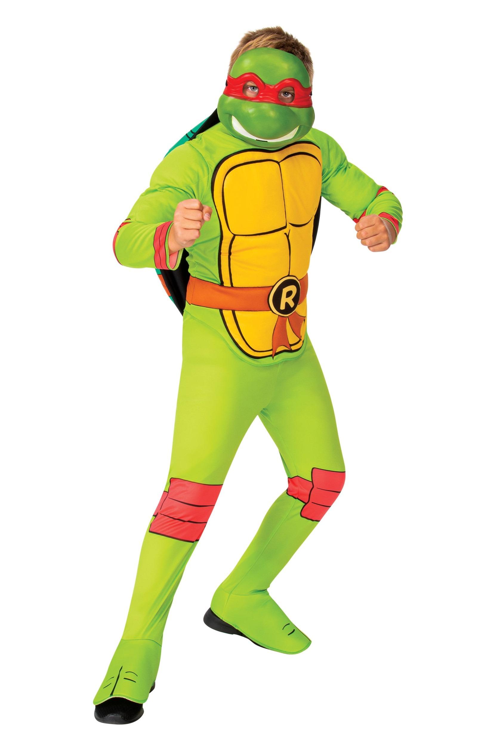 TMNT Classic Raphael Costume for Kids