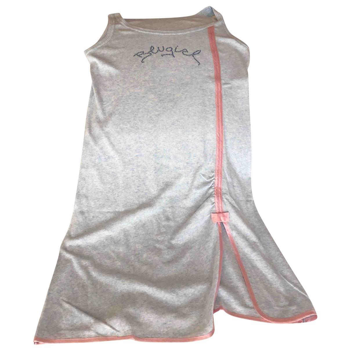 Blumarine \N Kleid in Baumwolle